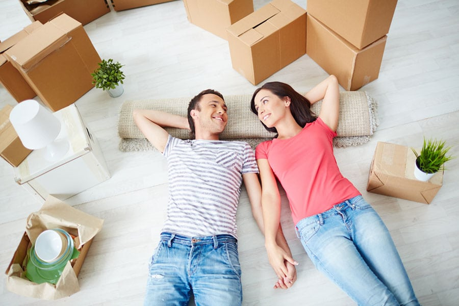 first time buyers in Dublin home